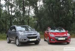 Presentación de la gama Hyundai. A bordo del i30 e ix35