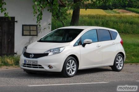 Nissan Note 2014. Presentación europea en Bratislava