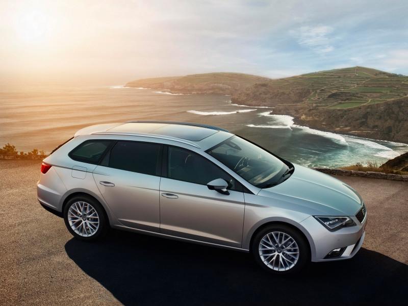 Seat León ST 2014, nuevo compacto familiar