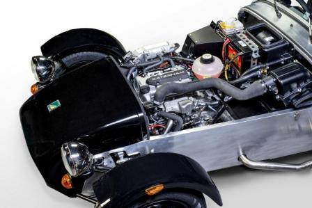 El Caterham más asequible tendrá motor Suzuki de tres cilindros
