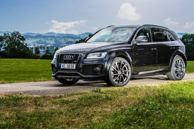 ABT radicaliza el Audi SQ5