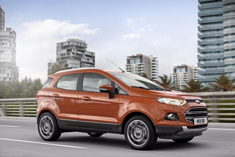 Ford EcoSport Limited Edition, ya a la venta en Facebook