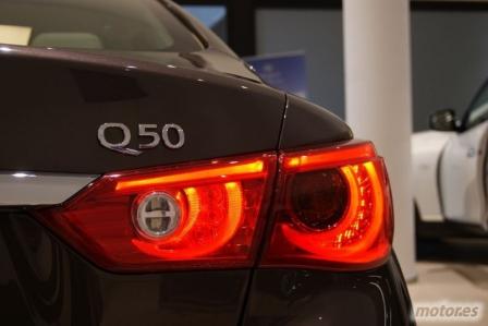 Infiniti Q50, precios para España