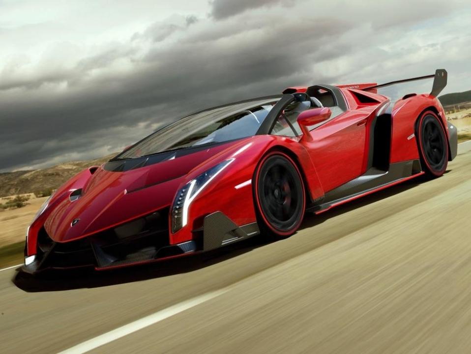 Lamborghini Veneno Roadster, cuatro millones de euros en exclusividad
