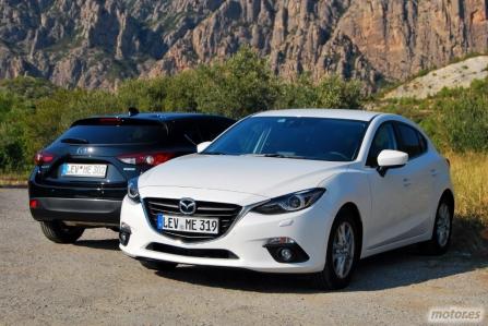 Mazda3 2014, presentación (I): introducción, gama y diseño exterior