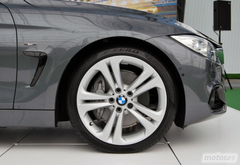 Prueba: BMW Serie 4 Coupé, presentación (II): diseño interior, habitabilidad, maletero y equipamiento