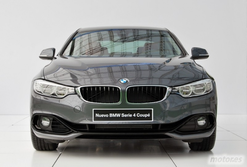 Prueba: BMW Serie 4 Coupé, presentación (IV): precios y conclusiones