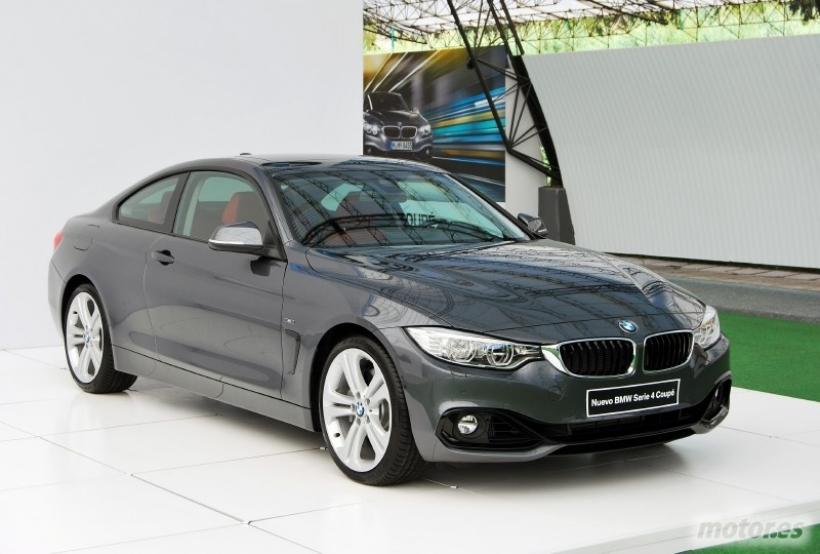 Prueba: BMW Serie 4 Coupé, presentación (I): introducción, gama y diseño exterior