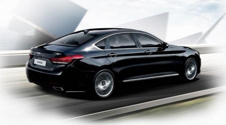 Hyundai Genesis 2014, así es la nueva berlina de lujo que llegará a Europa