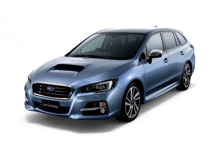 Subaru Levorg Concept, el familiar deportivo