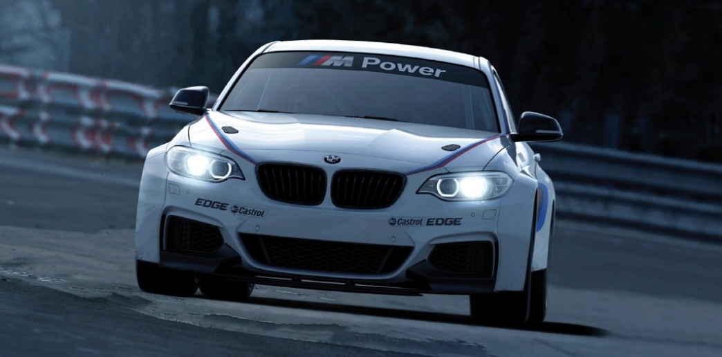 BMW M235i Racing, de la carretera al circuito
