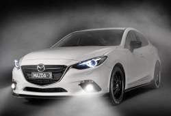 Mazda 3 Kuroi, sólo para Australia