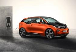 Schneider Electric instalará los puntos de recarga de los BMW i