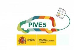 El Plan PIVE 5 entra en vigor mañana