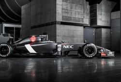 Sauber apuesta por el morro aguileño en el C33
