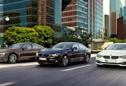 BMW Serie 4 Gran Coupé, primeras imágenes