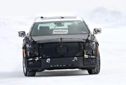 El próximo buque insignia de Cadillac se oculta en Canadá