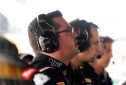 Eric Boullier, nuevo director de carrera de McLaren