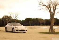 Porsche Panamera Diesel, introducción (I)