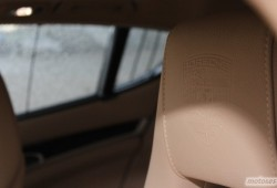 Porsche Panamera Diesel, interior (III)