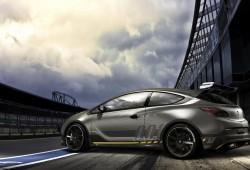Opel Astra OPC Extreme, del circuito a la calle