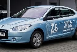 Renault finaliza la producción del Fluence Z.E.