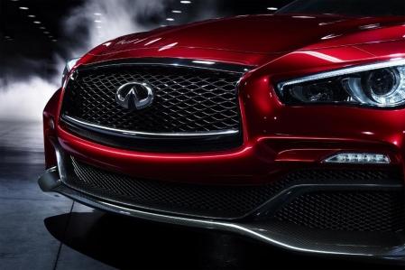 Infiniti Q50 Eau Rouge, más de 500 CV inspirados en la Fórmula 1