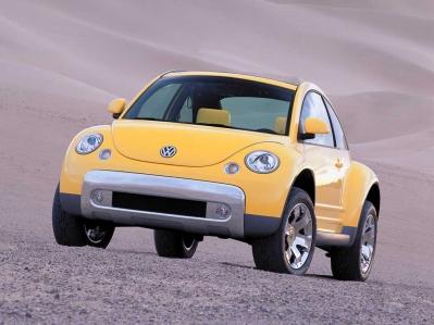 Volkswagen Beetle Dune, nuevo prototipo en Detroit 2014