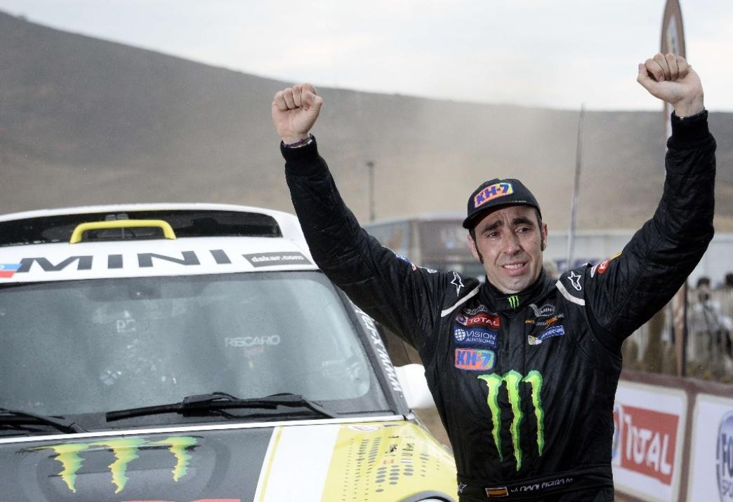 Nani Roma gana el Rally Dakar 2014