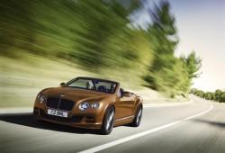Bentley Continental GT Speed 2015, el coche más rápido de Bentley