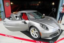 El Alfa Romeo 4C Spider llegará en Ginebra