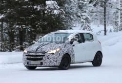 El Opel Corsa 2014 nos insinúa su nueva cara
