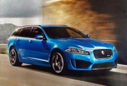 Jaguar XFR-S Sportbrake, el familiar deportivo está en camino