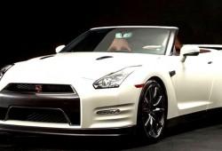 Nissan GT-R Cabrio, o cómo convertir el GT-R en descapotable de la mano de NCE