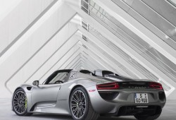 Pack Weissach del Porsche 918 Spyder, ¿en qué consiste?