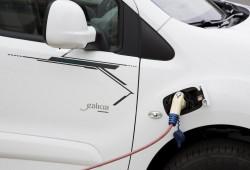 Peugeot Partner Electric, desde 24.500 euros
