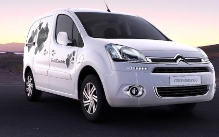 Citroën Berlingo Electric, furgoneta eléctrica producida en España