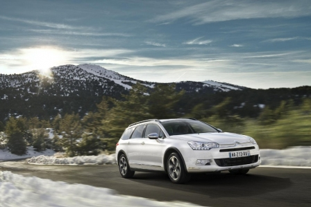 "Citroën C5 CrossTourer 2014, nuevo familiar de aspecto ""all road"""