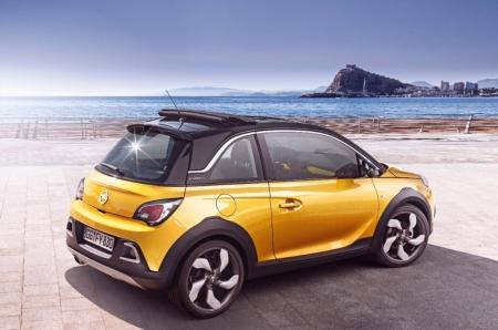 Opel Adam Rocks, abran paso al minicrossover urbano
