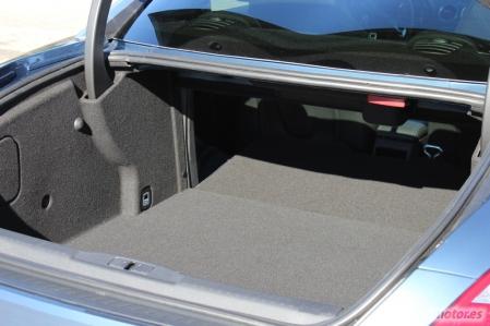 Peugeot RCZ, interior (III)