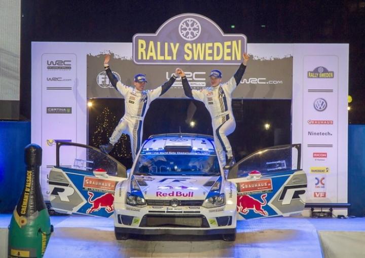 Jari-Matti Latvala gana su noveno Rally del WRC