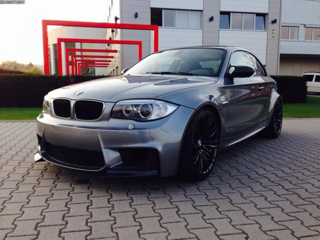 Cómo convertir tu BMW 118d en un BMW Serie 1 M CSL con motor V10