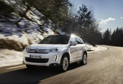Citroën C4 Aircross, cambios en la gama