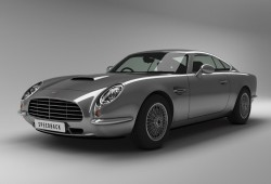 David Brown Automotive Speedback, trayendo el Aston Martin DB5 al presente