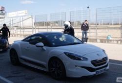 Peugeot RCZ R, toma de contacto en el Jarama