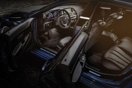Alpina presenta el B6 Gran Coupé