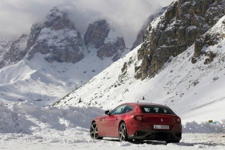 Análisis técnico: Ferrari FF