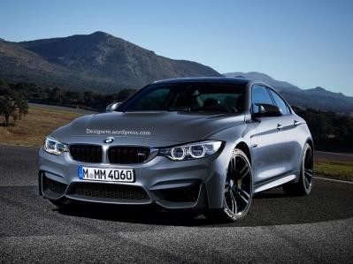 BMW M4 Gran Coupe, ¿el próximo BMW M?