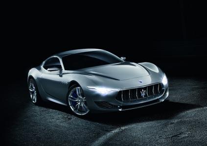 Maserati Alfieri, anticipando el futuro GranTurismo