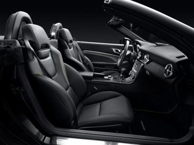 Mercedes SL 2LOOK y SLK CarbonLOOK, dos nuevas versiones en Ginebra